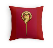 Hand of the King Throw Pillow
