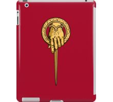 Hand of the King iPad Case/Skin