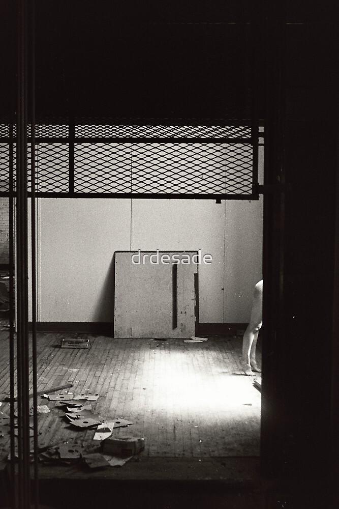 Elevator Shaft by drdesade