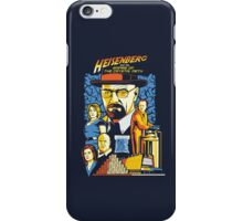 Heisenberg and the Empire of the Crystal Meth iPhone Case/Skin