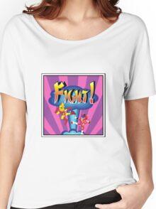 spectre vs. infra gradient Women's Relaxed Fit T-Shirt