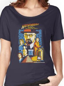 Heisenberg and the Empire of the Crystal Meth Women's Relaxed Fit T-Shirt