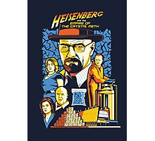 Heisenberg and the Empire of the Crystal Meth Photographic Print