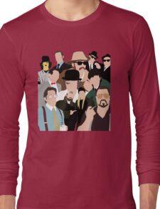 Cult Cinema Long Sleeve T-Shirt