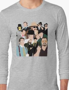 Cult Cinema Long Sleeve T-Shirt