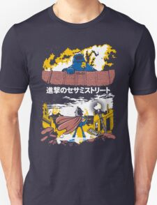 Attack on S. Street Unisex T-Shirt
