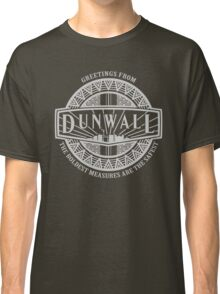 Greetings from Dunwall Classic T-Shirt