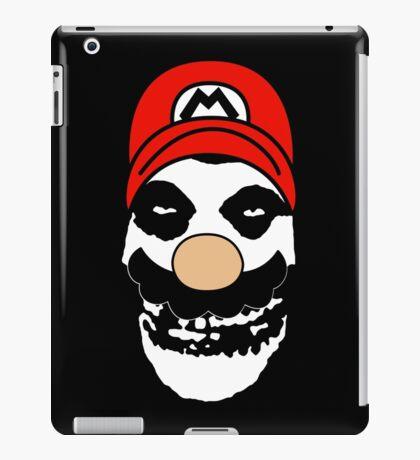 Misfit Mario iPad Case/Skin