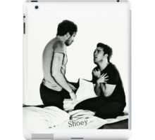 Shoey Tickle Fight iPad Case/Skin