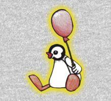 pingu's friend yellow glow Baby Tee