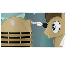 Dr Whooves Poster