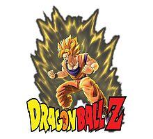 Dragon Ball Z Photographic Print