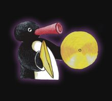 pingu and his music Kids Clothes