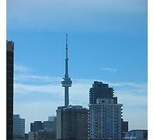 Toronto's Skyscraper Photographic Print