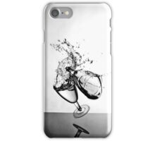 Water Smash iPhone Case/Skin