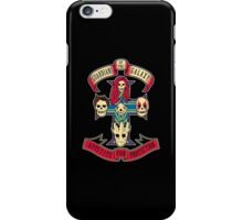 Appetite for Protection iPhone Case/Skin