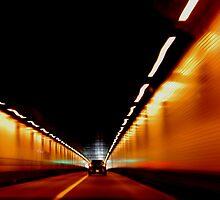 Tunnel, West Virginia by erinmccoy