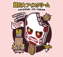Colossal Ice Cream Kids Tee