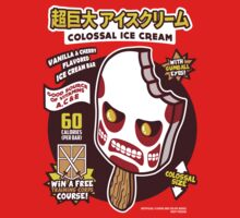Colossal Ice Cream One Piece - Short Sleeve
