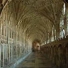 Gloucester Cathedral, England by kczpics