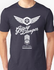 Gipsy Danger (White) T-Shirt