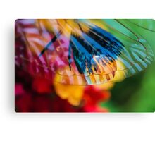 Beneath the Veil of Your Touch Canvas Print