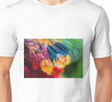 Beneath the Veil of Your Touch Unisex T-Shirt