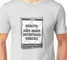 341 Nutritious Snacks Unisex T-Shirt