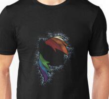 Particle Dash - Rainbow Dash (Shade) Unisex T-Shirt