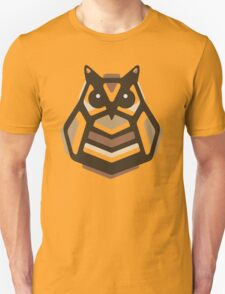 Paper Anigami Owl T-Shirt