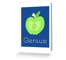 (Big)Mac Genius Greeting Card