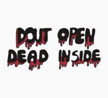 Dead Inside  by eriettataf
