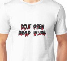 Dead Inside  Unisex T-Shirt