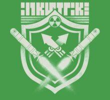 InkStrike Force One Piece - Short Sleeve