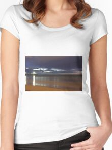 Henley Jetty Women's Fitted Scoop T-Shirt