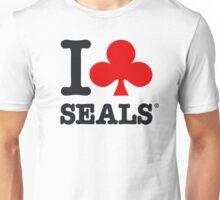 I Love Seals Unisex T-Shirt