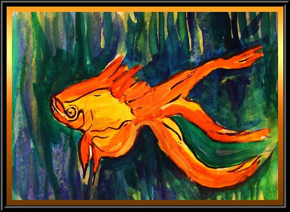 Goldfish by Vicki James