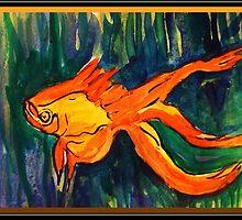 Goldfish by Vicki James