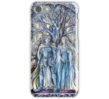 Rory and Nienna iPhone Case/Skin