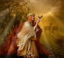Queen of the Forest by Dawnsky2