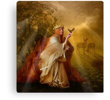 Queen of the Forest Canvas Print