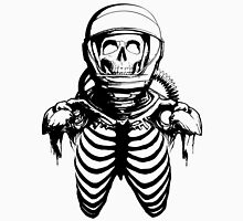Astronaut Skeleton Unisex T-Shirt