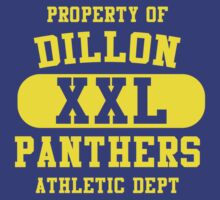 Friday Night Lights Dillon Panthers T-Shirt Tim Riggins Matt Saracen Coach Eric Taylor by fandemonium