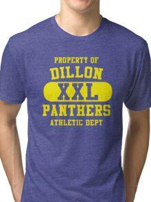 Friday Night Lights Dillon Panthers T-Shirt Tim Riggins Matt Saracen Coach Eric Taylor Tri-blend T-Shirt