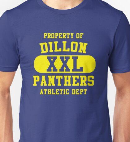 Friday Night Lights Dillon Panthers T-Shirt Tim Riggins Matt Saracen Coach Eric Taylor Unisex T-Shirt