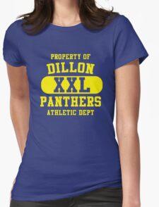 Friday Night Lights Dillon Panthers T-Shirt Tim Riggins Matt Saracen Coach Eric Taylor Womens Fitted T-Shirt