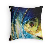 babel fish Throw Pillow