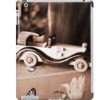 Sepia Toy iPad Case/Skin
