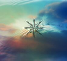 wind rose by Maria Moreno