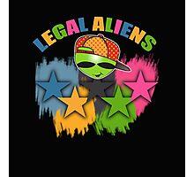 alien games Photographic Print